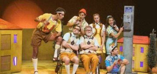 Хайфский международный фестиваль детских спектаклей 2020  — Все золотое в Израиле
