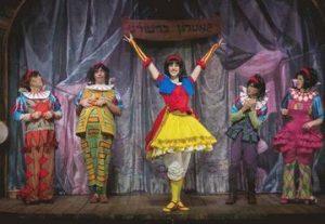 Хайфский международный фестиваль детских спектаклей 2020 — Семь гномов и Белоснежка в Израиле