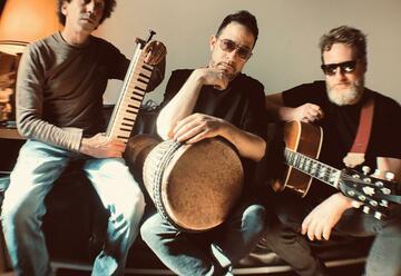 Аккустический концерт группы Джирафот в Израиле