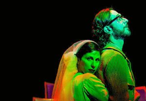 Театр Гешер — Невеста и охотник на бабочек в Израиле