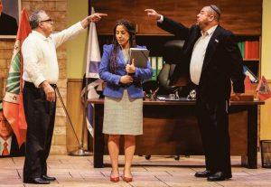 Театр Габима — Глава совета в Израиле