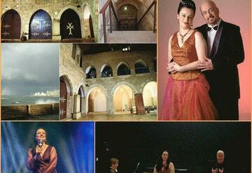 Мелодии любви – Буэнос-Айрес – Неаполь – Яффо – Тель – Авив в Израиле