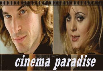 Cinema paradise – музыка мирового кино в Израиле