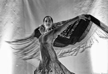 Израильский ансамбль фламенко Compas — Таблао фламенко — Вечер уединения в Израиле