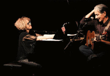 Концерт Шломо Идова и Анат Форт в Израиле