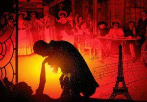 Опера Пуччини — La Boheme в Израиле
