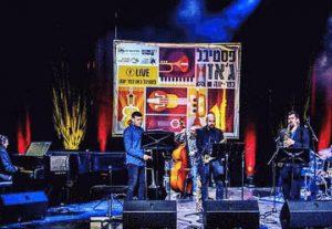 Джазовый концерт — Секстет Хагига в Израиле