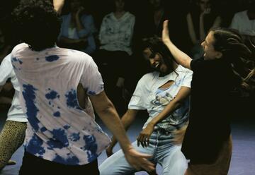 Танцевальный ансамбль Ясмин Годер — Развиваем эмпатию #1 — Развиваем эмпатию #2 на 2 в Израиле