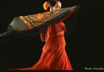 Израильский ансамбль фламенко Compas — Unoduetrio в Израиле