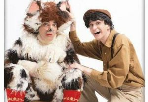 Театр а-парк — Кот в сапогах в Израиле