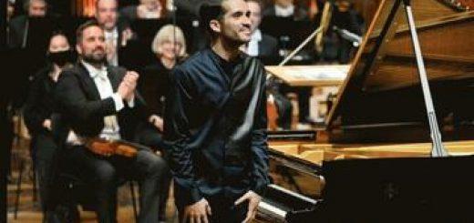 Хайфа — Концерт победителей конкурса Рубинштейна в Израиле