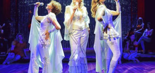 Театр Габима — Мюзикл Mamma Mia в Израиле
