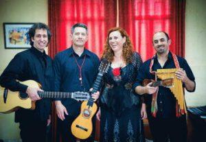 Концерт— Посвящение Мерседес Сосе — Душа и символ Аргентины в Израиле