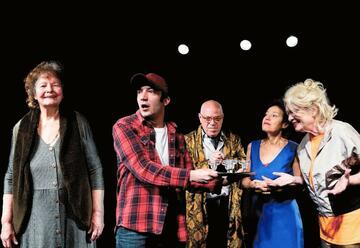 Театр Тмуна — Американская мечта в Израиле