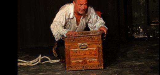 Театр а-Симта — Эдмунд Кин в Израиле