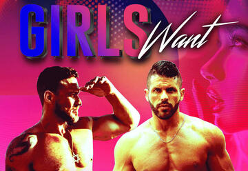 Girls Want Chip & Dale в Израиле