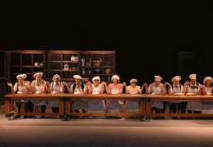 Театр На Лагаат — Не хлебом единым в Израиле