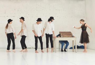 Театр танца Авшалома Полака — Вторжение в пространство в Израиле