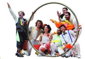 Серия для детей — Маэстро оркестр — Санчо — Цирк! в Израиле
