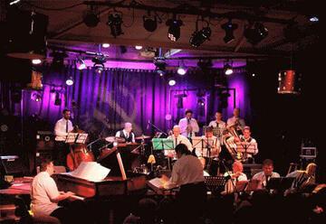 Felder Big Band с особыми гостями в Израиле