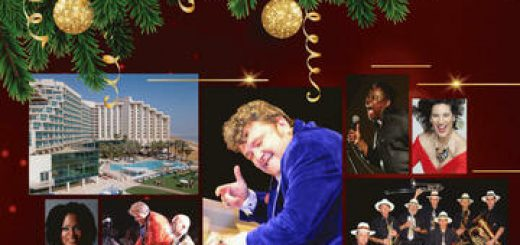 Новогодний фестиваль Super Jazz на Мертвом море в Leonardo Club Hotel в Израиле