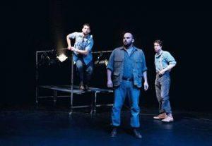 Театр Тмуна — Крушение эготиста Агусто Иоганна Фатцера в Израиле