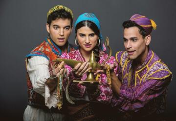 Театр Орны Порат для детей и юношества — Али-Баба и сорок разбойников в Израиле