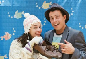 Театр Орны Порат для детей и юношества — Обувь господина Саймона в Израиле