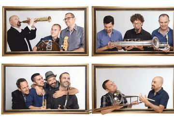 Оркестр в Израиле