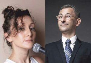 Марина Акилов и Эли Гальперин — Стендап шоу для двоих в Израиле