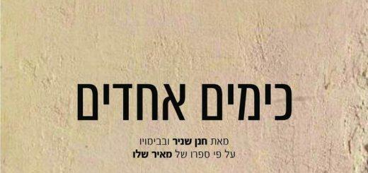 Камерный театр — Несколько дней в Израиле