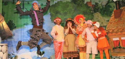 Театр Шелану — Гадкий утенок в Израиле