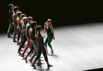 Танцевальный ансмбль Бат-Шева — Дакадэнс 21# в Израиле