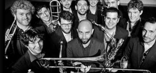 Джазовый концерт — Биг Бэнд Йоната Велчука в Израиле