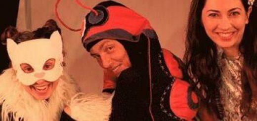 Театр а-Замир — Не называй меня гусеницей в Израиле