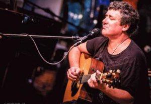 Концерт Леонида Федорова — солиста группы АукцЫон в Израиле